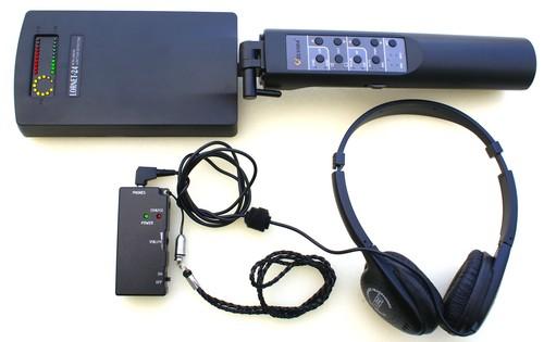 Detektor Złącz NIeliniowych LORNET-24