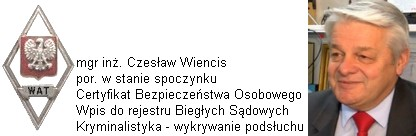 Wykrywanie podsłuchu Warszawa