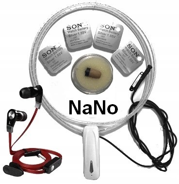 Mikro słuchawka NaNo bluetooth M1
