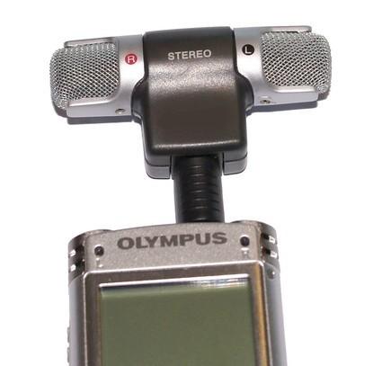 Stereofoniczny mikrofon DS70P