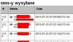 odczyt skasowanych SMS Warszawa