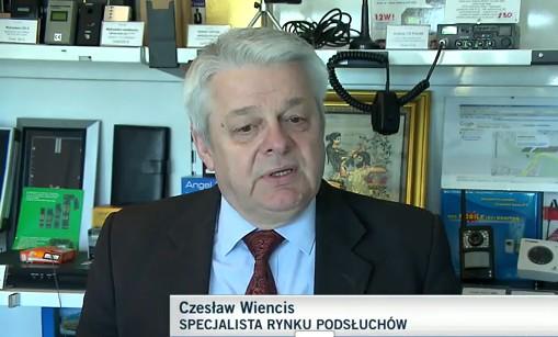 cz specjal Wykrywanie GPS Warszawa